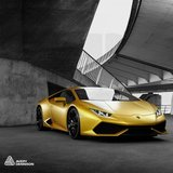 Satin Metallic Energetic Yellow